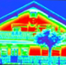 Home energy evaluation image